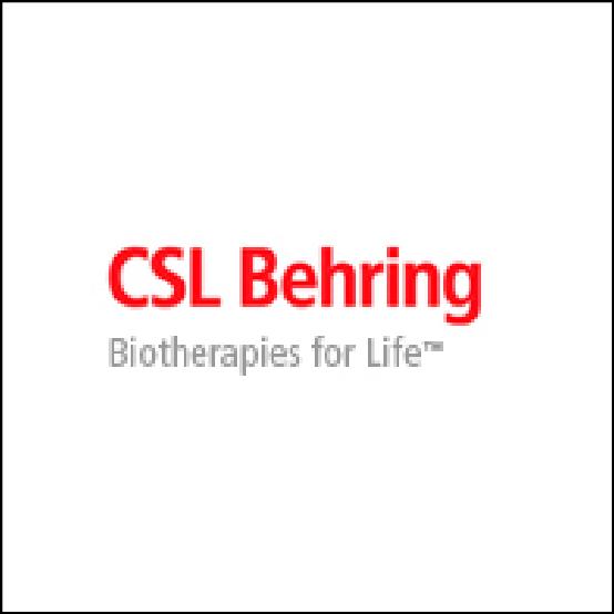 CSL Behring Exhibitor